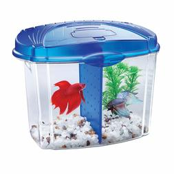 Aqueon 01206 Betta Bowl Starter Kit Multi-Colored