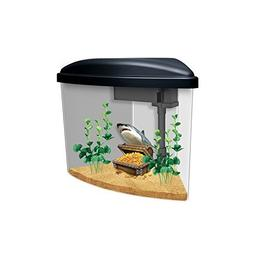 Marina 13310 Pirate Aquarium Kit, 1 Gallon