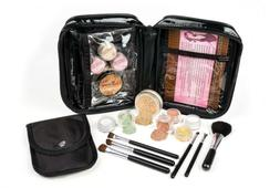15pc Mineral Makeup Starter Kit Foundation Set Bare Skin She