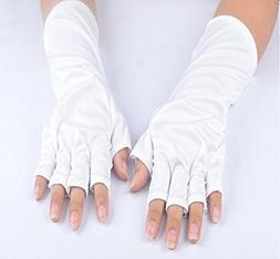 1pair Anti Uv Glove for UV Light Lamp Radiation Protection M