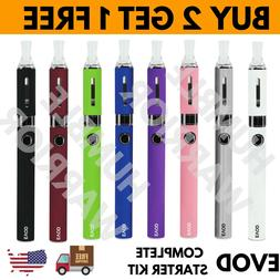 1x EVOD1 1100mAh Starter Pen Battery * 510 Thread * 1eGo-Tst