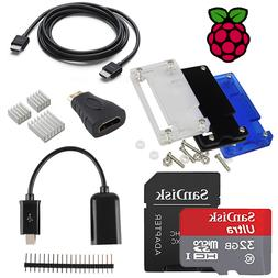 New Raspberry Pi Zero 1.3 Complete Starter Accessory Kit - 3