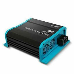 Renogy 20A DC to DC Battery Charger for Flooded, Gel, AGM, a