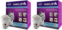 Feliway 30 Day Starter Kit for Cats - Plug-In Diffuser & Ref