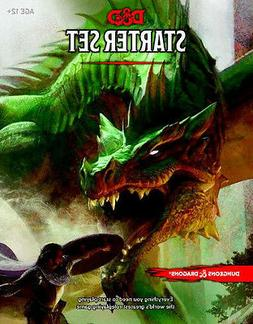 Dungeons & Dragons Starter Set: Fantasy Roleplaying Game Sta