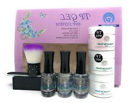 French Manicure Dipping Starter Kit. Easy to use dip powder