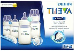 Philips Avent SCD371 Newborn baby Bottle Kit 4 bottles Start