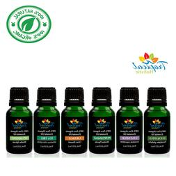 Premium Essential Oil Aromatherapy Starter Kit,