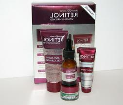 Retinol Starter Kit-4 Conveniently Sized Products For Travel