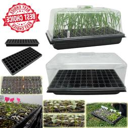 SEED STARTER KIT 1-3/4 in Peat Pots Cells Plant Greenhouse D