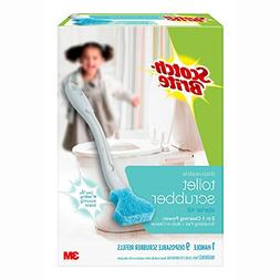 Scotch-Brite Disposable Toilet Cleaner Starter Kit, 1 Handle