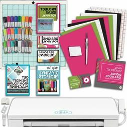 Silhouette Cameo 3 Bundle Vinyl Starter Kit Sketch Pens Excl
