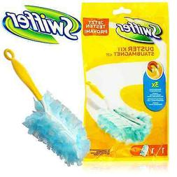 Swiffer Duster Starter Kit Disposable Unscented Cleaning Dus