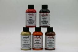acrylic leather paint starter kit 5 pack