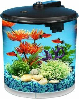 aqua culture 2 gallon 360 fish tank