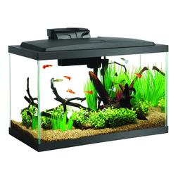 Aqueon Aquarium Fish Tank Starter Kits with LED Lighting 10