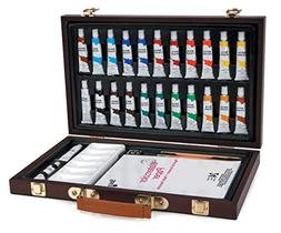 Watercolor Artist's Painting Set With 34 Pieces Is Ideal For