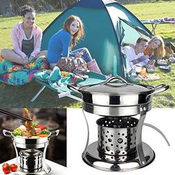 Camping Stove Kit ,  Portable Camp Backpacking Small Stoves