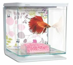 Marina Betta Aquarium Starter Kit, Flora