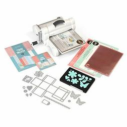 Sizzix Big Shot Plus Starter Kit -Gray & White