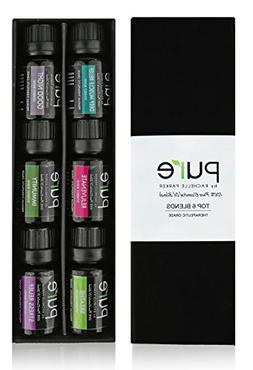 PURE Essential Oil Blends.Gift pack 6 Synergy Blend Set. Syn