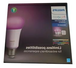 *BNIB* 3rd Gen Philips Hue White and Color Ambiance Starter