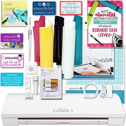 Silhouette CAMEO 3 T-Shirt Starter Bundle with Starter Guide