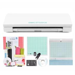 Silhouette Cameo Digital Craft Cutter with Vinyl Starter Kit
