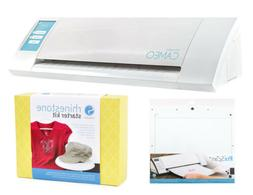 Silhouette Cameo Rhinestone Starter Kit Bundle with Pixscan
