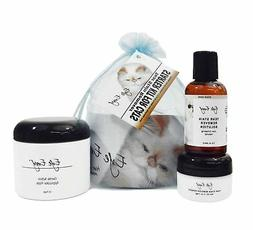 Eye Envy Cat Tear Stain Remover Starter Kit