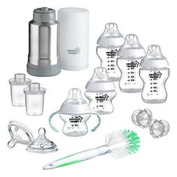 Tommee Tippee Closer to Nature Newborn Feeding Gift Set, Bab
