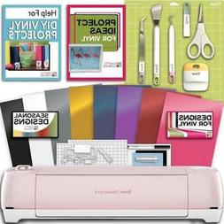 Cricut Explore Air 2 Machine Bundle - Tool Kit, Vinyl Pack,