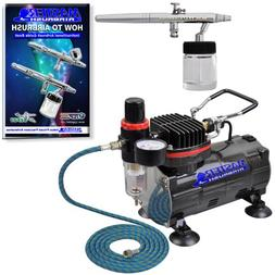 Airbrush Depot Brand Pro Siphon Feed Airbrushing System High