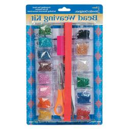 Darice Jewelry Designer BEAD WEAVING KIT Brand New Complete