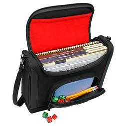 USA Gear Dungeons & Dragons Compact Travel Bag for D&D Playe