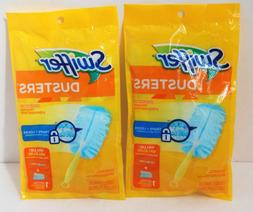 Swiffer Duster Starter Kit 2 Sets Disposable Unscented Clean