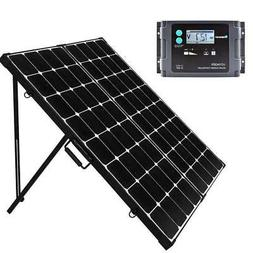 Renogy Eclipse 200W 12V Foldable Solar Panel Suitcase RV Off
