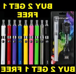 EVOD1 Vape-Pen MT3 Starter Kit 1100mAh USB Charger