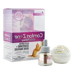 Comfort Zone Calming Diffuser Kit for Cat Calming
