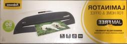 Fellowes 9 Inch Jam Free Laminator with FREE Pouch Starter K
