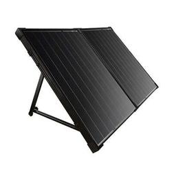 foldable solar suitcase kit mono