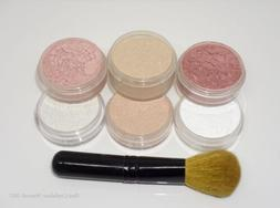 Full Size Starter Kit 7pc sheer powder bare mineral makeup s