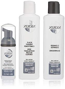 Nioxin Hair System Care Trial Kit, System 2 , 3 ct.