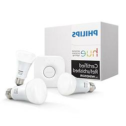 Philips Hue 464479 60W Equivalent White and Color Ambiance A
