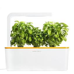 Click & Grow Indoor Smart Fresh Herb Garden Kit With 3 Basil