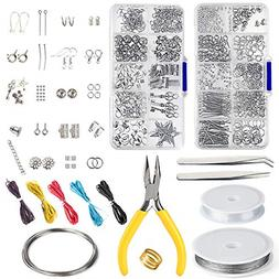 jewelry making kit set tool supplies findings