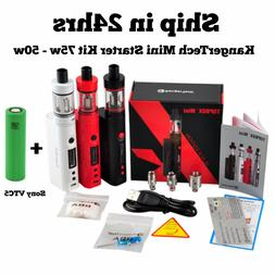 KangrTeh Starter Kit Mini Subox 50w - Topbox Mini 75w Vape-B