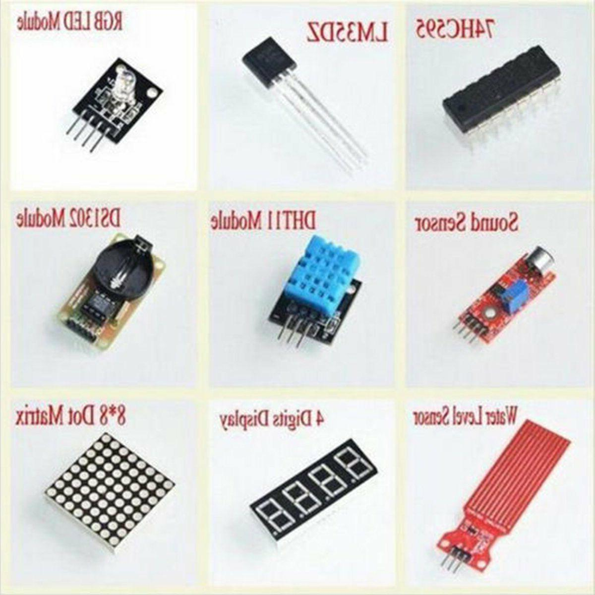 1 Module Starter for Arduino UNO version Learning