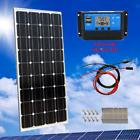 100W 12V Solar Panel Starter Kit with 30A PWM Charge Control