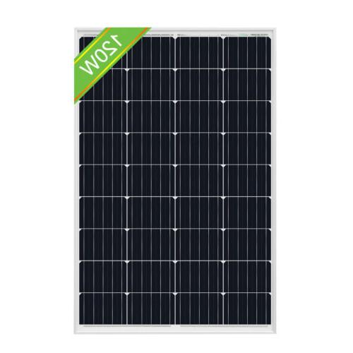 120W 240W Panel High Efficiency For Home